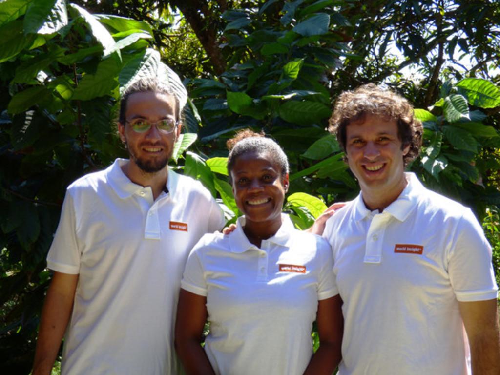 Unser Team in Brasilien