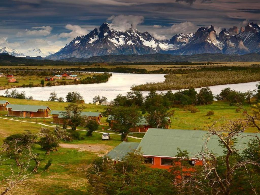 Hotel del Paine *** in Torres del Paine-Nationalpark